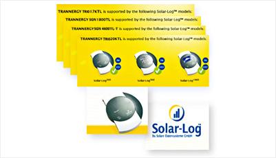 支持 Solar-Log