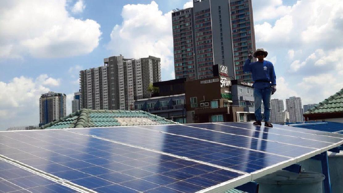 斯里兰卡系列户用屋顶  45KW