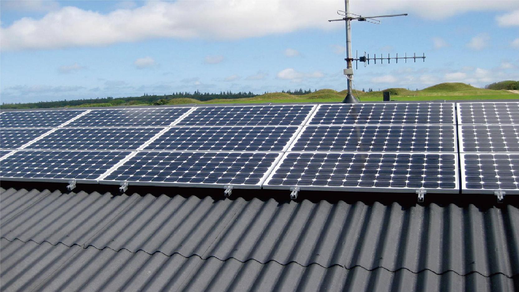 英国莱斯特政府屋顶电站  28.1MW