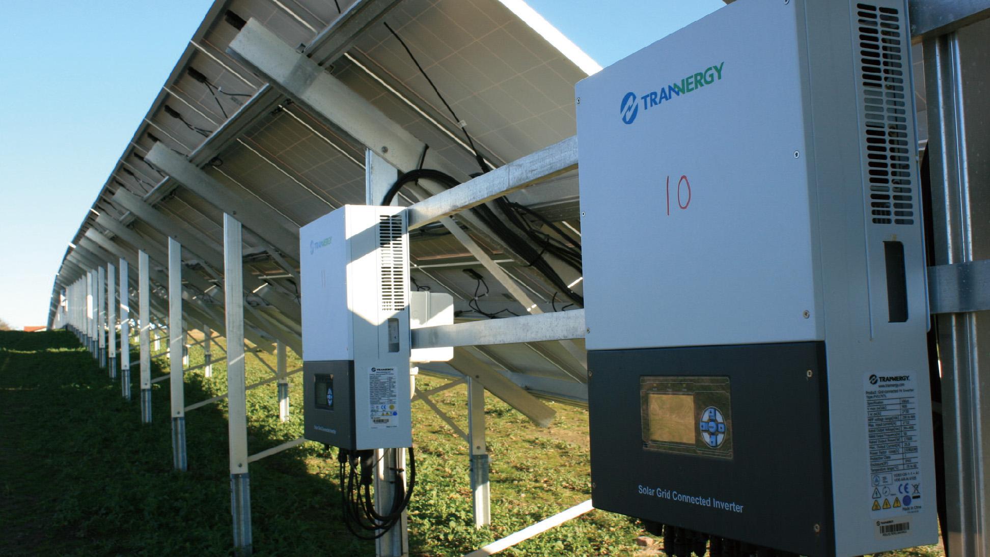 丹麦凯隆堡光伏并网项目  2.2MW