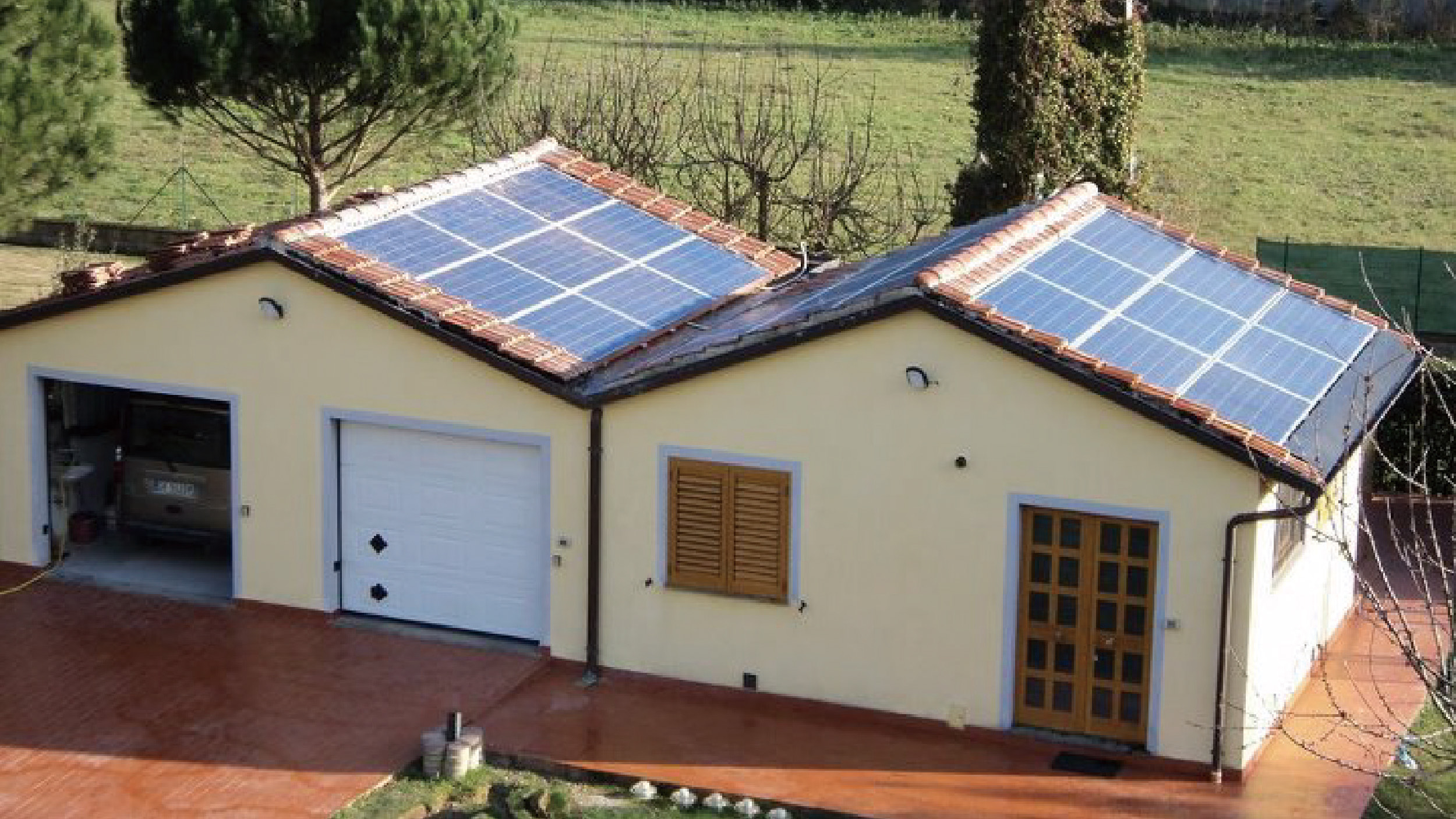 意大利小型家用系统  299KW