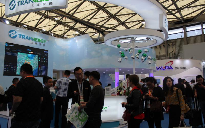 上海兆能产品全面升级,震撼亮相2017SNEC