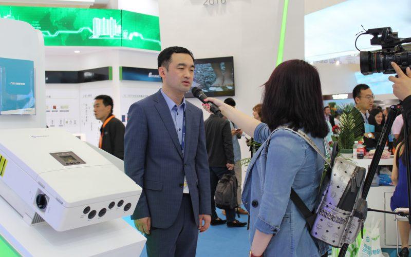 市场引导技术,上海兆能升级智能化运维平台 ——世纪新能源网专访上海兆能总经理郑洪涛博士