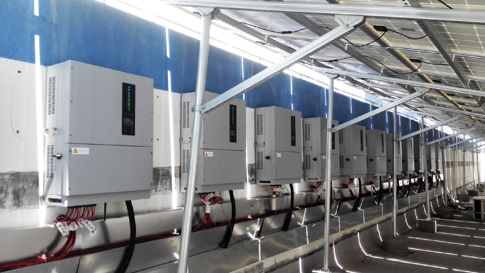 河北邢台开发区工业园区分布式屋顶项目    1.5MW