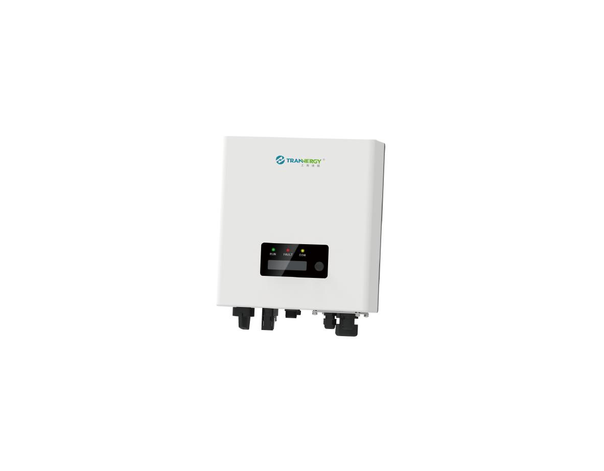 晶体管逆变器是采用晶体管和变压器自激或它激形成频率约50hz的